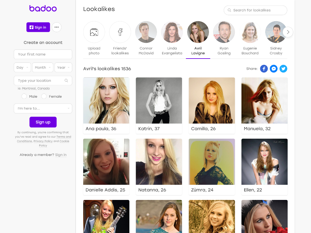 Badoo username search - lindbanpcomco