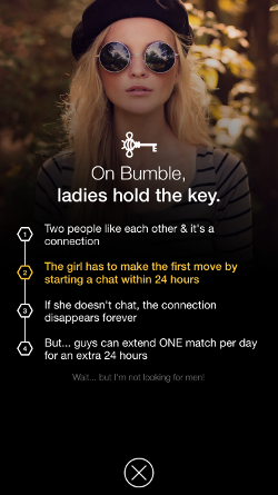 Bumble online dating reviews