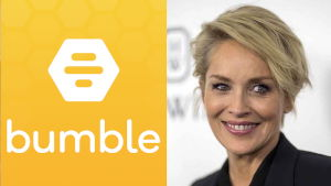 Sharon Stone Blocked on Bumble