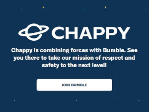 The gay dating app Chappy has shut down.
