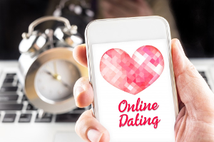 online dating en linje svar