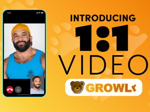 Growlr introduces Video Chatting