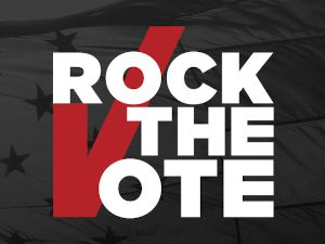Hinge Partners with Rock The Vote