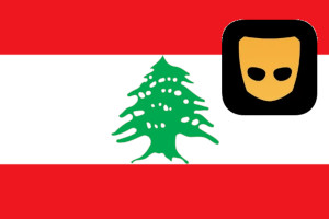 Lebanon blocks Grindr, the gay dating app.