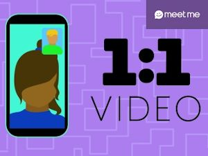 MeetMe adds 1 on 1 video calling