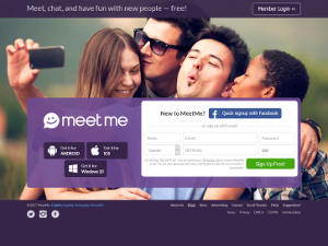 Meetme Rebrand and New Video Feature