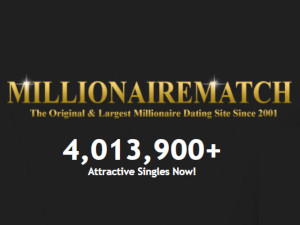 Millionaire Match now has 4 Million Members