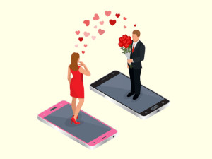 More Couples Meet Online