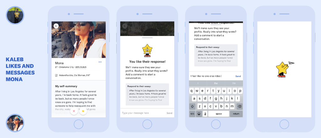 OkCupid Is Overhauling Its Communication System To Reduce