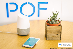 POF now can be accessed through Google Home