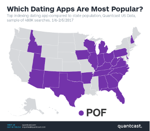 Quantcast Map Reveals The Most Searched Dating App In Every U.S. ...