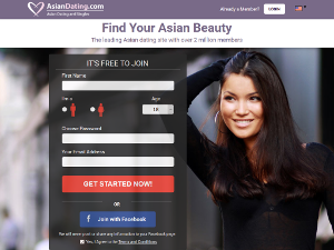 Legitimate asian single dating site