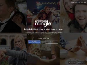 Christian mingle dating site