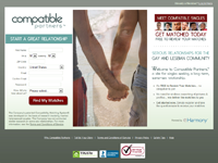compatible partners dating site review