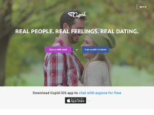 Dating site reviews cupid.com