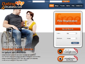Dating4Disabled.com Review (Dating 4 Disabled) - Dating ...