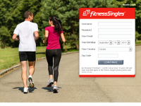 Fitness dating site