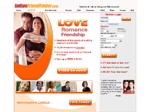 Indian FriendFinder (IndianFriendFinder.com)