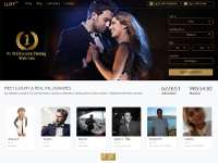 luxy dating reviews What is the difference between members from luxy and other dating sites according to a survey from luxy millionaire dating site online dating reviews.