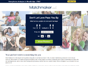 Matchmaker.com Screen Capture