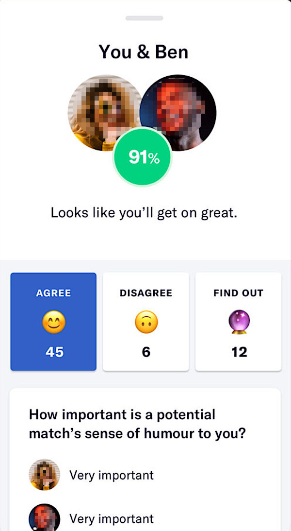 Sexual orientation quiz okcupid search