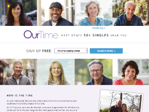 our time dating sites