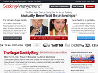 seeking arrangement dating site Free to join seekingarrangementsorg the best seeking arrangements dating website, sugar daddy website to meet rich sugar daddy and attractive sugar baby.
