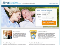 Silber online-dating-service