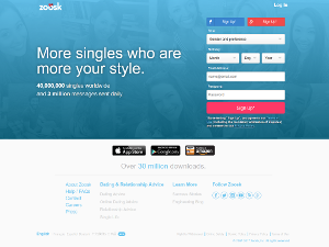 zoosk vs match vs eharmony