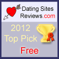 2012 Dating Sites Reviews Choice Awards - Free