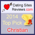 2014-Dating-Websites Bewertungen Choice Awards - Christian