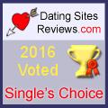 2016-Dating-Websites Bewertungen Publikumspreis Einzel - Gold