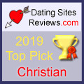 2019 Dating Sites Reviews Choice Awards - Christian