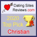 2020 Dating Sites Reviews Choice Awards - Christian