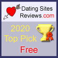 2020 Dating Sites Reviews Choice Awards - Free