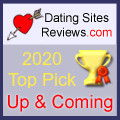 2020 Dating Sites Reviews Choice Awards - Up & Coming